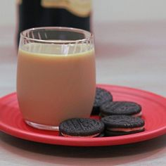 The Christmas Cookie cocktail blends Kahlua with Irish cream and peppermint schnapps. It's just the sort of drink Santa would like to have, but you should have one yourself just in case it doesn't make it.