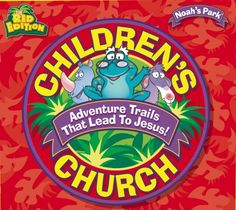 Children's Church Red Edition Kit (Noah's Park Children's Church): Amazon.co.uk: Cook Communications: 9780781444903: Books