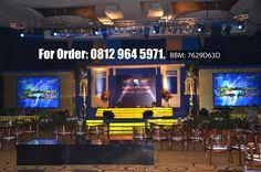 52 best stage panggung backdrop booth images on pinterest rh pinterest com