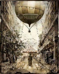 Art wonderful style by Oriol Jolonch