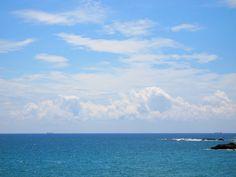 Ocean.  Wakayama.