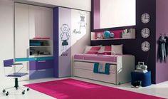 Jak urządzić sypialnię dla córki? Zobacz i zainspiruj się! Zapraszam do wpisu na blogu Pani Dyrektor po niezwykłe inspiracje pokoju dla nastolatki!