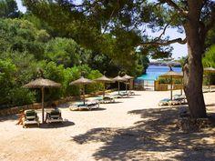 Der Strand im ROBINSON Club Cala Serena