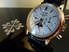 Patek Philippe - This watch has a soul
