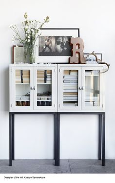 diy storage; cabinets on table; living room; bedroom; bathroom - emmas designblogg