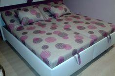 Posteľ Zeta - kombinácia s koženkou Bed, Furniture, Home Decor, Decoration Home, Stream Bed, Room Decor, Home Furnishings, Beds, Home Interior Design