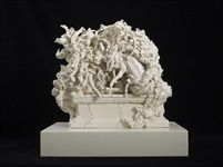 It's not a question of going somewhere but of being there entirely by Rachel Kneebone Original Artwork, Lion Sculpture, Concept, Statue, Artist, Artists, Sculptures, Sculpture