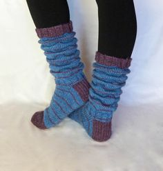 Ruttusukat Knitting Socks, Leg Warmers, Handicraft Ideas, Legs, Crochet, Fashion, Knitting, Crochet Hooks, Moda