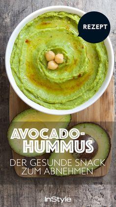 Avocado Hummus: The healthy weight loss snack in your diet – here's the recipe! – Hummus – Avocado Hummus: The healthy weight loss snack in your diet – here's the recipe! Avocado Hummus, Avocado Toast, Guacamole, Avocado Food, Avocado Butter, Healthy Meal Prep, Healthy Nutrition, Healthy Dinner Recipes, Healthy Snacks