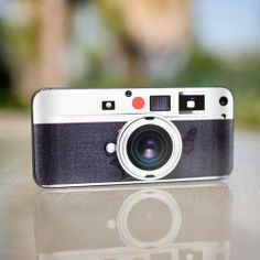 Leica Look-Alike Skin for the iPhone 5