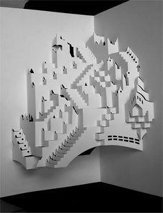 Kirigami - Fortress