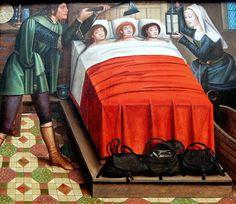 Meister der Lucienlegende 1485