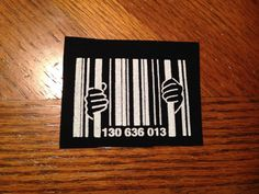 Corporate Slave Punk Patch by PatchTrash on Etsy