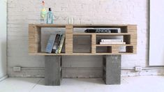 HomeMade Modern, Episode 2 -- DIY Plywood Media Console