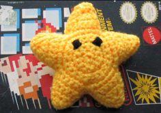 Download Invisibility Star Amigurumi Pattern (FREE)
