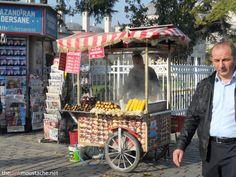 #Istanbul #street #vendors