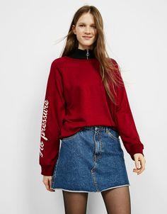 Women's Sweatshirts & Hoodies| Bershka