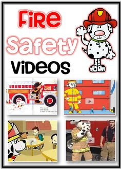 Fire Safety Week Videos - Clever Classroom Blog