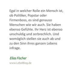 #Rolle #Politiker #Popstar #Gefühle