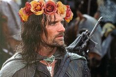 aragorn flower crown - Buscar con Google