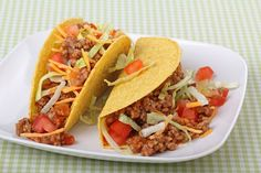 beef taco free recipe