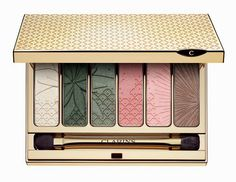LA CARÈNE: CLARINS GARDEN ESCAPE 6-COLOUR EYE PALETTE