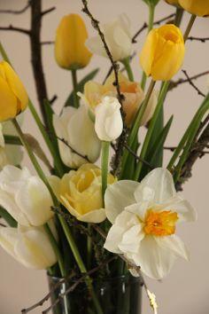 Laetitia Mayor - Florésie, IKEA BEDÅRANDE & spring flowers