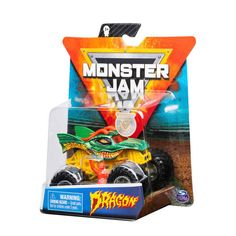 Toy Model Cars, Megalodon, Monster Jam, Dragon, Toys, Products, Kids Fashion, Activity Toys, Clearance Toys