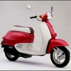 Scooter Honda Giorno