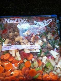 5 Freeze & Dump Meals for the Crockpot! (Grocery List Included) | ReciPins