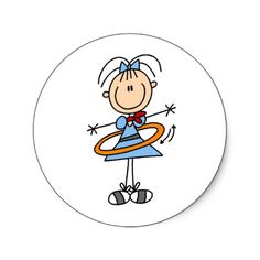 Hula Hooping is awesome exercise!