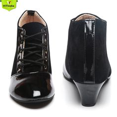Get stylish Black Leather Boots on discount prices in Leh only at Vales International Trade. For more details kindly visit  www.vitindia.com