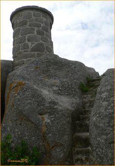 Tour de Gué et escalier