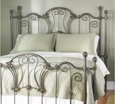 Bedroom Decor on   Wrought iron beds, Hillsdale furniture and ...