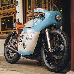 Os Motociclistas Made in Brasil: Cafe Racer