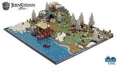 Jernsteinn on Sølvheim - a calderian colony - stage 1