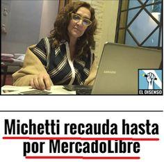el blog de josé rubén sentís: michetti no se priva de nada: recauda también por…