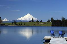 volcán Osorno , Chile