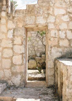 clubmonaco: Secret doorway. Coba, Mexico.
