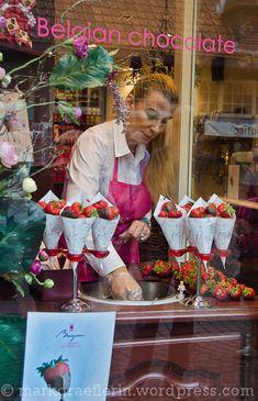 Auf kulinarischer Entdeckungsreise (1): Brügge/Belgien Info auch unter  http://luziapimpinella.blogspot.de/2014/05/travel-5-wege-brugge-zu-erkunden.html