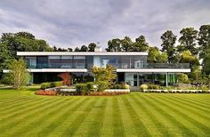 Modern Country House by Gregory Phillips Architects on Behance