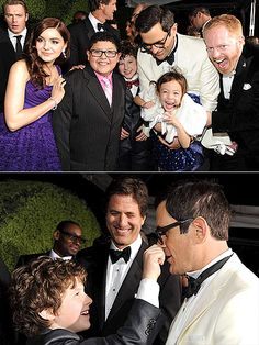 the Modern Family cast
