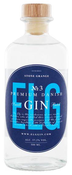 Elg Gin No. 3 Navy Strength online kopen in Nederland en Belgie