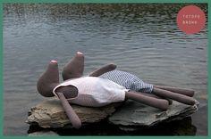 Totopos tomando el sol en el pantano