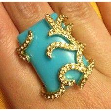 Pearl Reef Ring