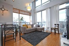 1029 King Street West Suite 608 listed by Mark Jestley offered for sale, featuring 4 rooms, 1 bedroom and 1 bathroom at King/Shaw.