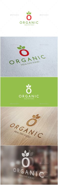 Organic Logo O letter Template Vector EPS, AI Illustrator. Download here: http://graphicriver.net/item/-organic-logo-o-letter/16838425?ref=ksioks