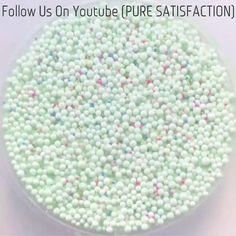Oddly Satisfying Videos, Satisfying Things, Clear Glue Slime, Diy Fluffy Slime, Slime Vids, Slime And Squishy, Barbie Dolls Diy, Cute Food Drawings, Slime Craft