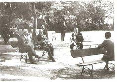 1930'larAtatürk ve İnönü Gülhane Parkı'nda