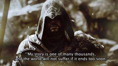 Wisdom | Assassin's Creed, Ezio Auditore
